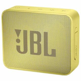 Колонка беспроводная JBL Go2 Yellow