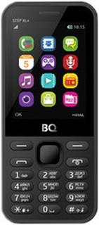 BQ-Mobile Step XL+ (черный) [BQ-2831]