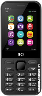 BQ-Mobile Step XL+ (черный) [BQ-2831]