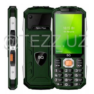 Телефоны BQ 3586 Tank Max Green