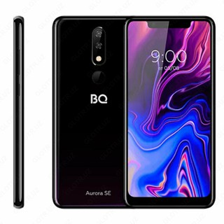 Смартфон BQ 5732L Aurora SE Black