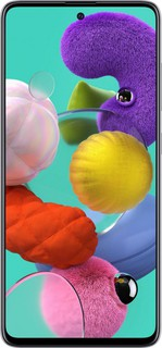 Смартфон Samsung Galaxy A51 128GB Blue, Silver