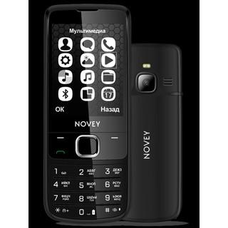 Телефон Novey N670 Black