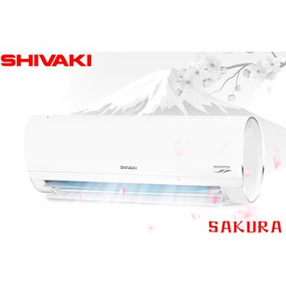 Кондиционер Shivaki-Sakura инвертор 12