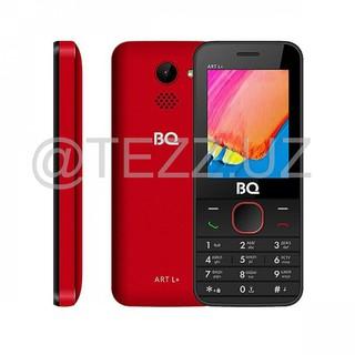 Телефоны BQ 2438 ART L+ Red