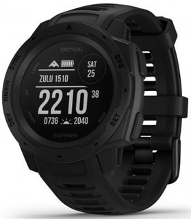 Умные часы Garmin Instinct Tactical - Black