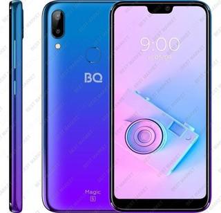 Смартфон BQ 5731L Magic S (Ultra violet, Wine Red)