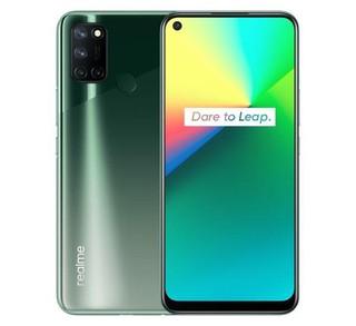 Смартфон realme 7i 4/128GB Green