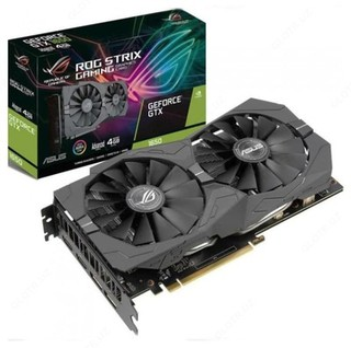 Видеокарта ASUS ROG Strix GeForce GTX 1650 Advanced edition 4GB (ROG-STRIX-GTX1650-A4G-GAMING)