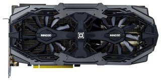 Видокарта Inno 3D - 8GB GeForce RTX2080 SUPER Gaming GDDR6