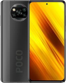 Смартфон POCO X3 NFC 6GB/128GB международная версия (серый) (59193)