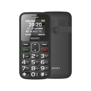 Телефон Novey B10 Black