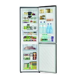 Холодильник Нижняя морозилка-No Frost Hitachi R-BG410PUC6X GBK