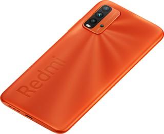 Смартфон Xiaomi Redmi 9T 4+64GB Sunrise Orange