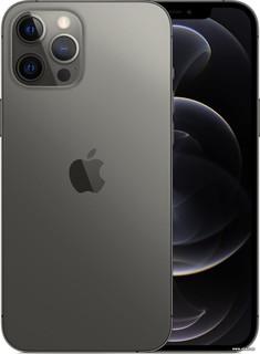 Смартфон Apple iPhone 12 Pro Max Dual SIM 512GB (графитовый) (59618)