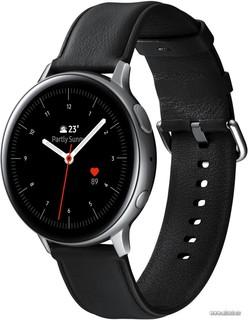 Умные часы Samsung Galaxy Watch Active2 44мм (сталь, серебристый) (62496)