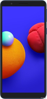 Samsung Galaxy A01 Core SM-A013F/DS (синий)