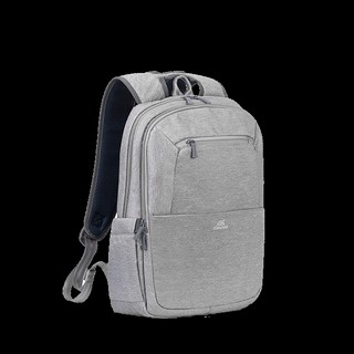 """RIVACASE 7760 grey Laptop backpack 15.6"""" / 6"""