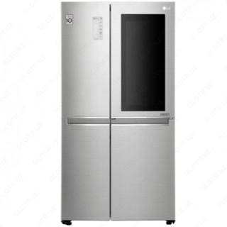 Холодильник LG GC-X247CADC Стальной