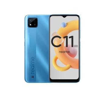 Смартфон Realme RMX3231 С11 2021 (2+32)-Цвет-Синий