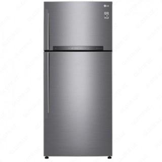 Холодильник LG GN-H702HMHU Серый