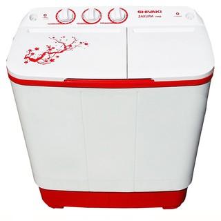 Стиральная машина Shivaki TM65 Красный