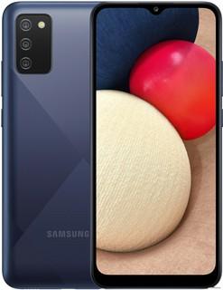 Смартфон Samsung Galaxy A02s SM-A025F/DS (синий) (69781)