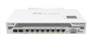 Маршрутизатор MikroTik CCR1009-7G-1C-PC