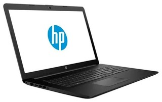 "Ноутбук HP 17-by0011ur (Intel Core i3 7020U 2300MHz/17.3""/1600x900/8GB/1000GB HDD/DVD-RW/AMD Radeon 520 2GB/Wi-Fi/Bluetooth/DOS)"