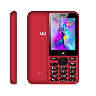 BQ 2831 Step XL+, Red