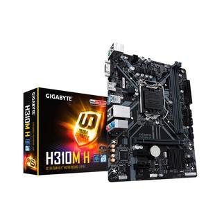 Материнская плата GigaByte H310М-H DDR4 LGA1151
