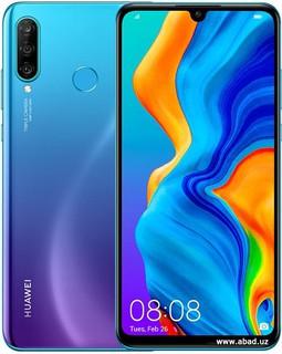 Смартфон Huawei P30 Lite MAR-LX1M Dual SIM 4GB/128GB (насыщенный бирюзовый) (53660)