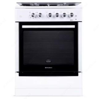 Комбинированная плита Shivaki 6300-K Белый