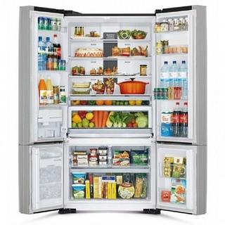 Холодильник-Syde by Syde-No Frost Hitachi R-WB800PUC6X GBK