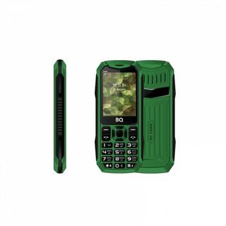 Кнопочный Телефон BQ 2428 Tank Зелёный