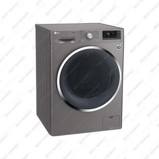 Стиральная машина LG F-4J7VS2S (9 Кг) (С подачей пара+Turbo Wash)