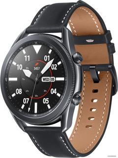 Умные часы Samsung Galaxy Watch3 45мм (черный) (62502)