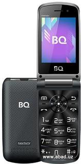 Мобильный телефон BQ-Mobile BQ-2809 Fantasy (темно-серый) (59534)