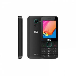 Кнопочный Телефон BQ 2438 ART L+ Чёрный