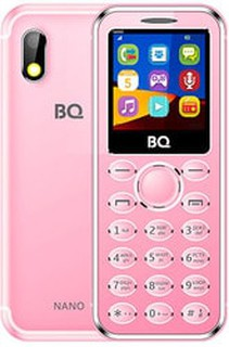 BQ-Mobile BQ-1411 Nano (розовый)