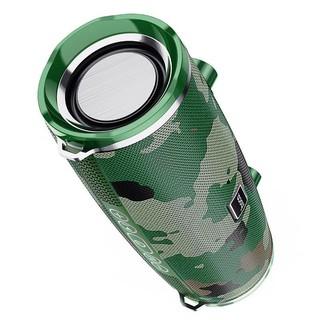 Беспроводная Bluetooth колонка Hoco BS40 Desire song (Camouflage green, Black, Red)