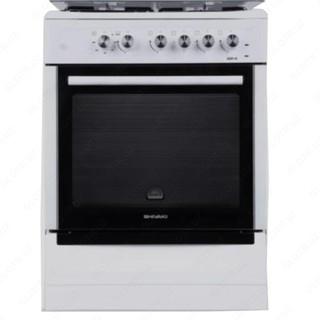 Газовая плита Shivaki 6400-G ГП с ГК Серый