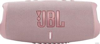 Беспроводная колонка JBL Charge 5 (розовый) (67648)