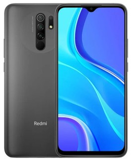 Смартфон Xiaomi Redmi 9 4/128GB Black
