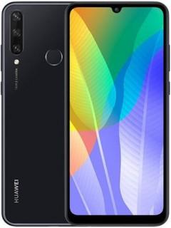 Смартфон HUAWEI Y6P 3/64GB Midnight Black