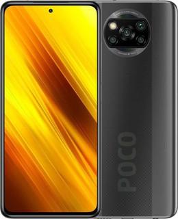 Смартфон Xiaomi Poco X3 6/128GB Gray, Blue (Global version)