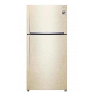 Холодильник LG GR-H802HEHZ (Бежевый)