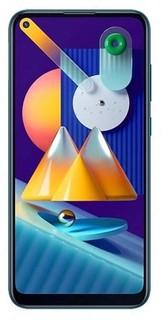 Смартфон Samsung Galaxy M11 32GB/3GB Black (Гарантия 1 месяц)