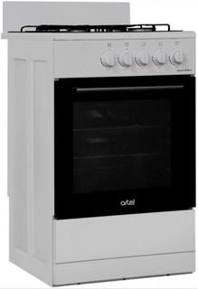Комбинированная плита Artel Apetito 50 00-G ГП Серый