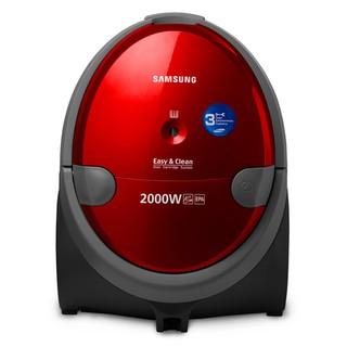 Пылесос Samsung SC 5376 (Красный)   MIR